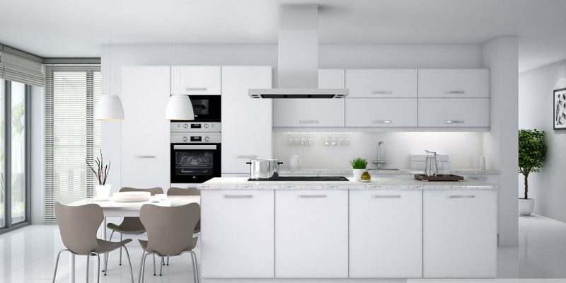 Modular kitchen manufacturers in qatar